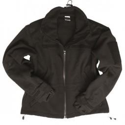 veste polaire windproof noir