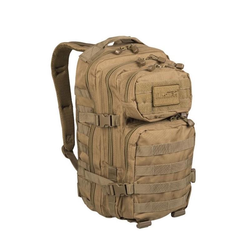 Sac à dos US Assault Pack 20 litres coyote