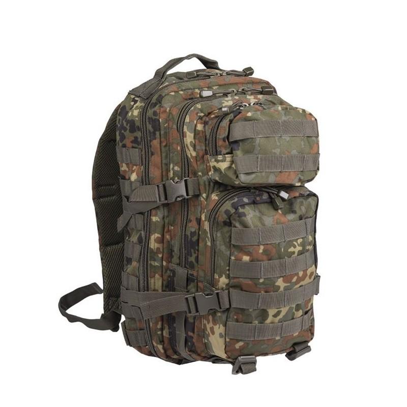 Sac à dos Assault Pack 20l flecktarn