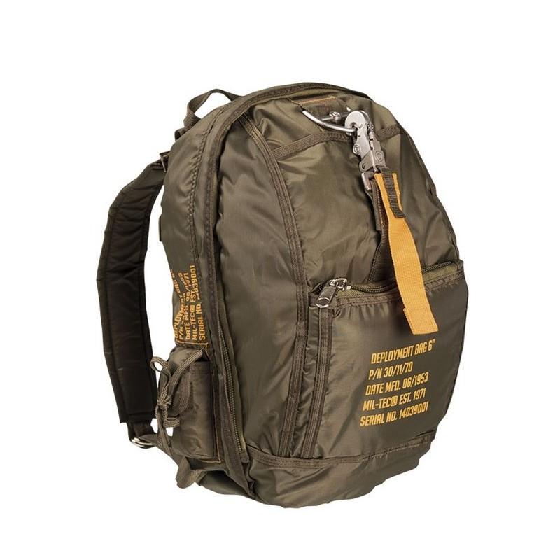 Sac à dos Deployment Bag 6 Vert