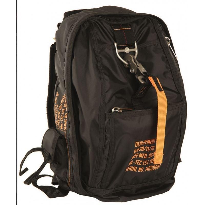 Sac à dos Deployment Bag 6 noir