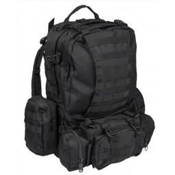 sac commando  evacuation