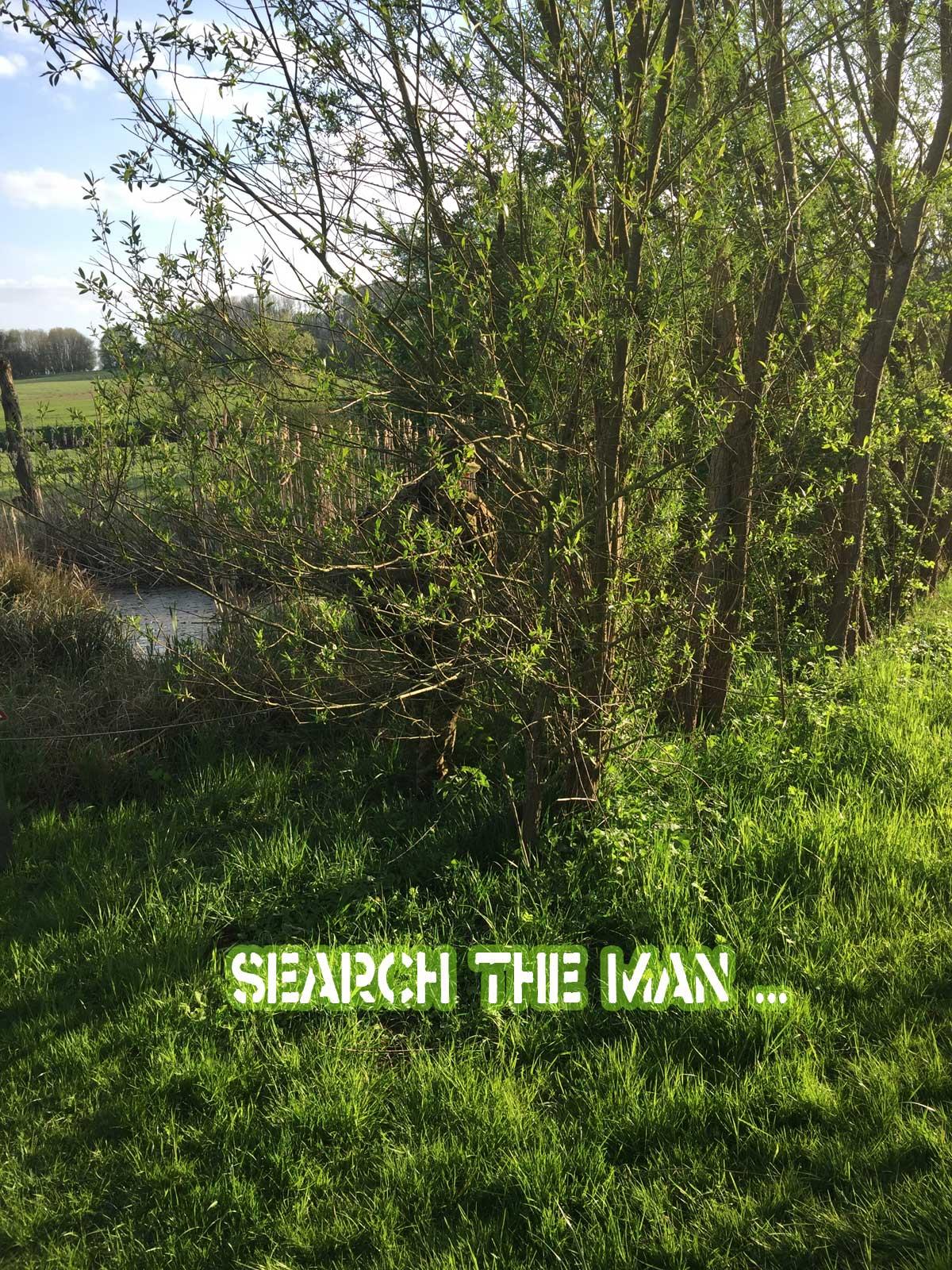 pencott greenzone, search the man